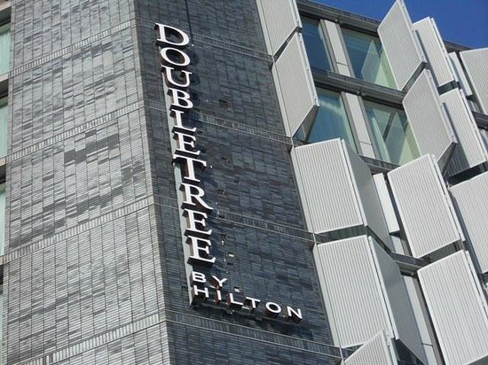 ‪‪DoubleTree by Hilton Hotel Amsterdam Centraal Station‬:                   Double Tree Hilton