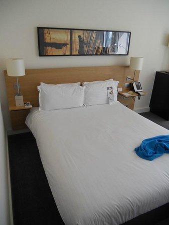 DoubleTree by Hilton Hotel Amsterdam Centraal Station:                   Kamer