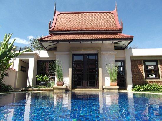 Banyan Tree Phuket:                   プールヴィラ