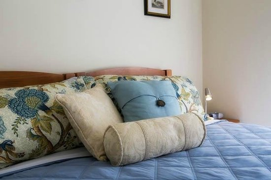 Cat's Pjamas Bed and Breakfast: Freds bedroom