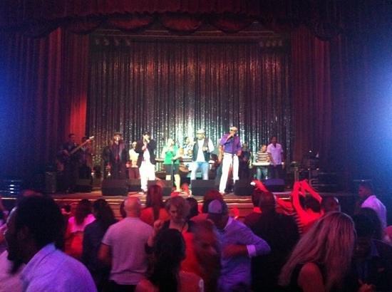 Casa de la Musica de Miramar:                   salsa party