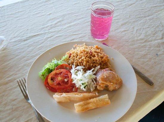 Chullachaqui  Eco Lodge: Lunch