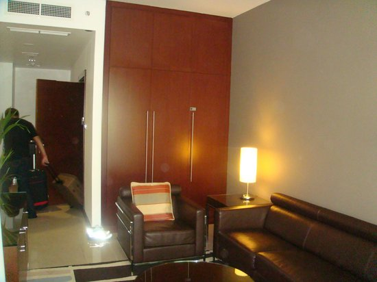 Four Points by Sheraton Sheikh Zayed Road, Dubai : The Suite