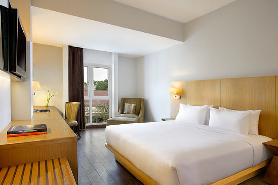 Hotel Santika Mataram: Deluxe Room