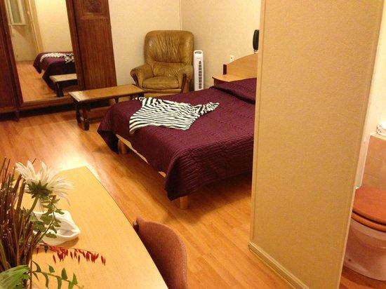Hotel Le Terminus d'Albi :                   Ma chambre