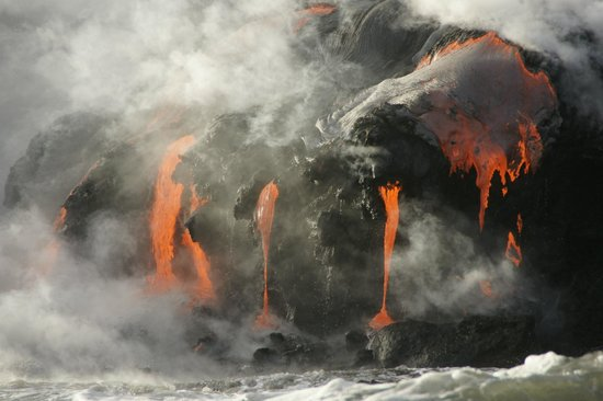 Lava Ocean Tours Inc: Lava picture 1 from Lava Ocean Adventures