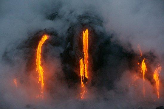 Lava Ocean Tours Inc: Lava picture 3 from Lava Ocean Adventures