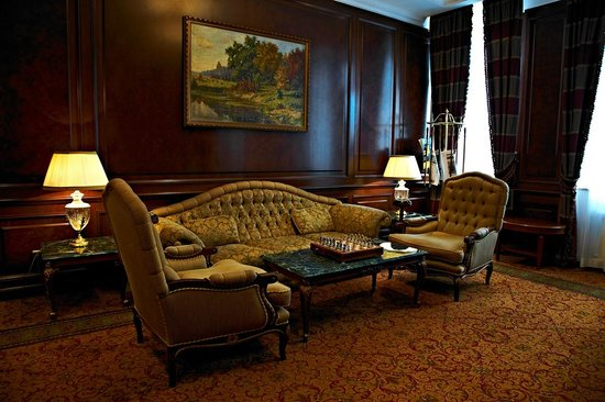 Premier Palace Hotel: Private Dining