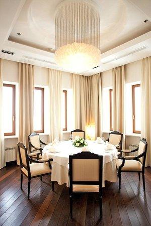 Premier Palace Hotel: Terracotta Restaurant