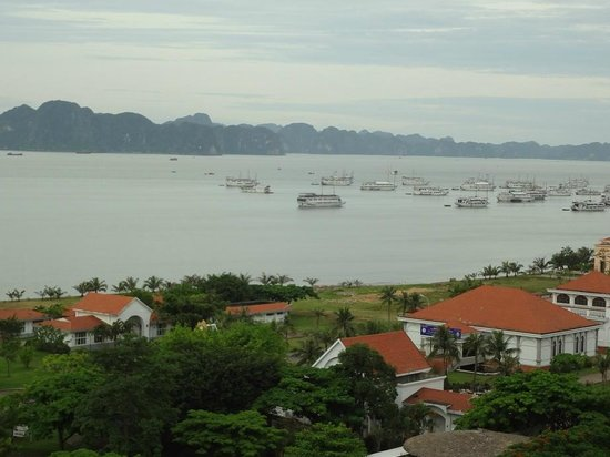 Novotel Ha Long Bay: View from Room of hte Bay