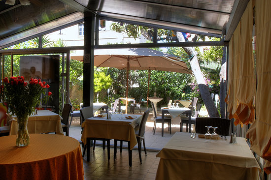 Hotel Chalet de l'Isere: Le restaurant La Chaufferette