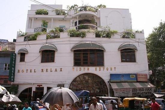 Hotel Relax New Delhi