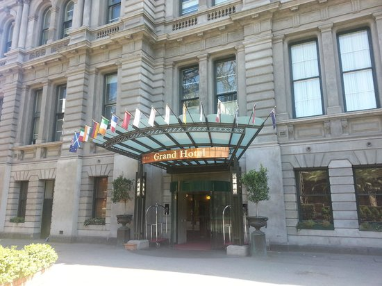 Grand Hotel Melbourne - MGallery Collection: Front entrance