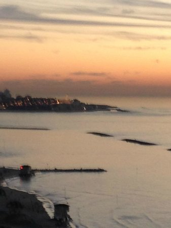 Herods Tel Aviv:                   Sunset - Jaffa view