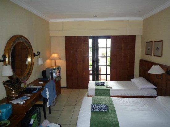 Club Bali Mirage:                   номер