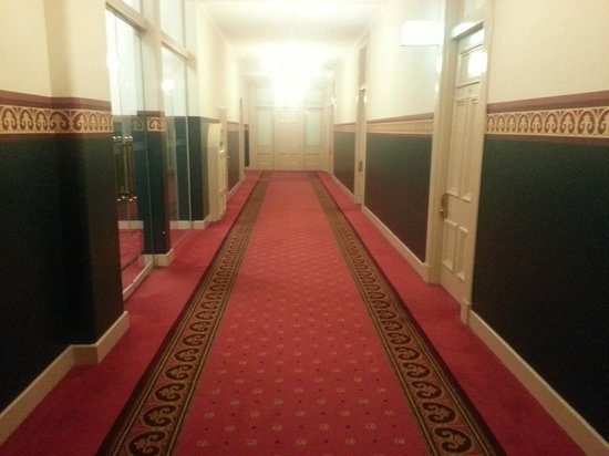 Grand Hotel Melbourne - MGallery Collection: Sixth floor hallway