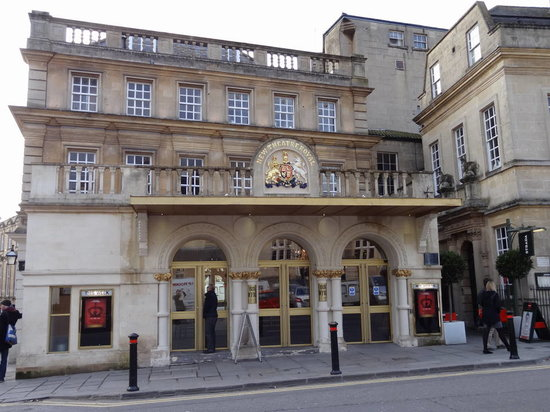 Theatre Royal Bath : Theatre exterior