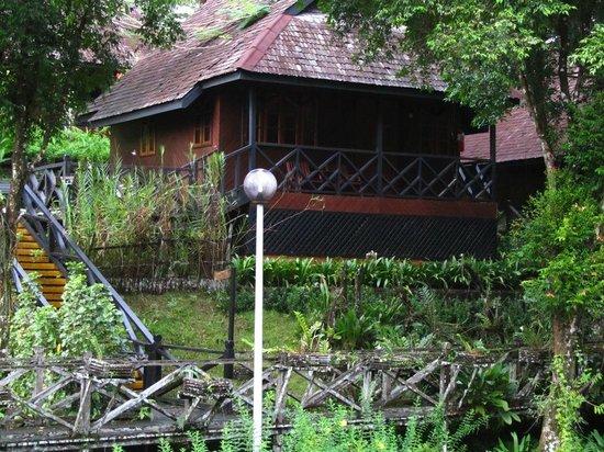Sepilok Nature Resort: Our Villa