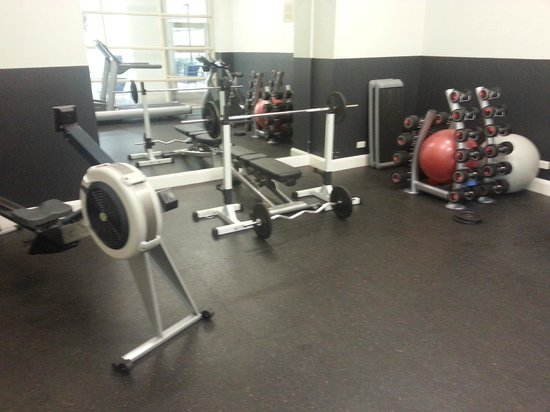 Quest Grand Hotel Melbourne: Gym