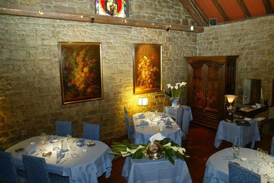 Au Soldat de l'An 2 Hotel Restaurant de charme: Salle Mercedes