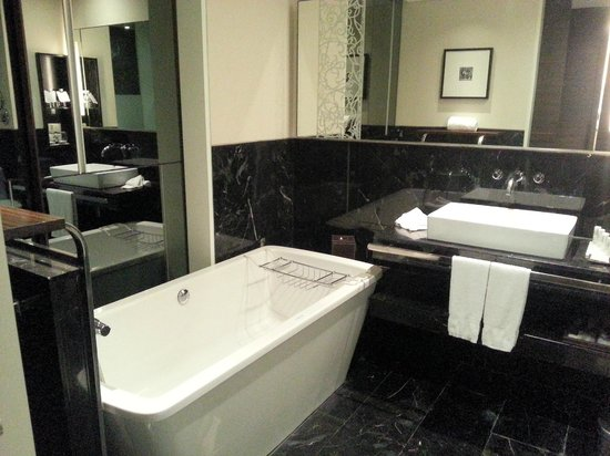 Le Méridien Bangkok:                   バスルーム