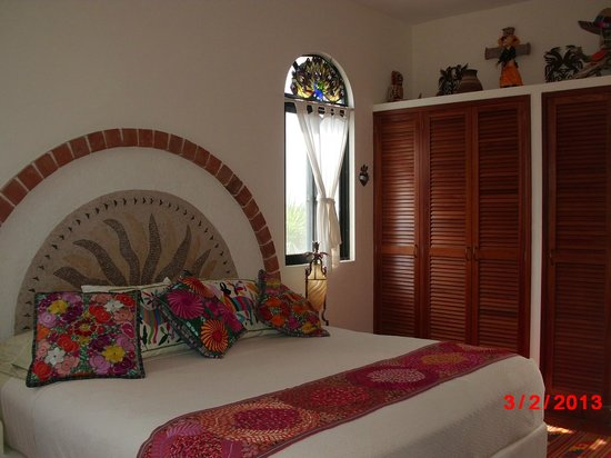 Casa Amor Del Sol:                   Rivera bedroom