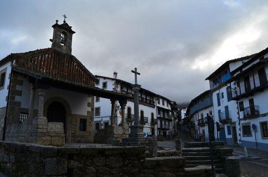 Posada Puerta Grande:                   Plaza del Humilladero