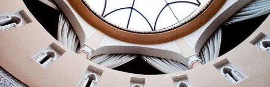 Riad Claire Fontaine : Particolare cupola