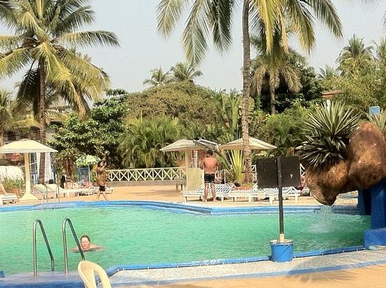 Paradise Village Beach Resort :                   pool was very peaceful