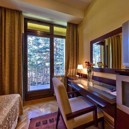 Hotel President: Doublebed room