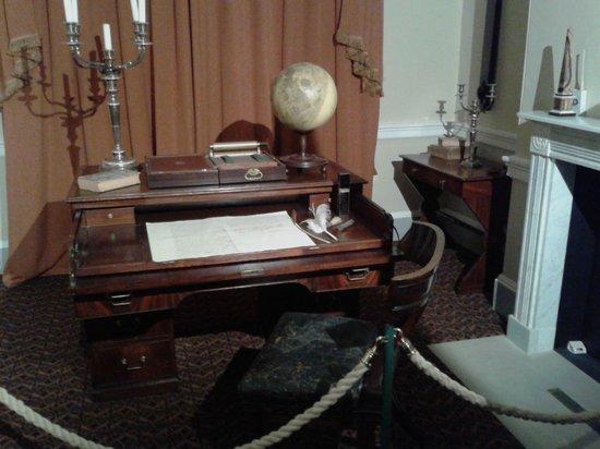 Soho House Museum: Matthew Boulton's study