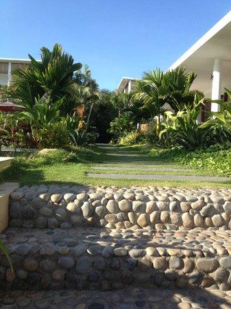 Villa Aria Muine:                   отель