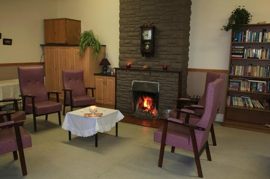 Kiltyclogher Holiday Centre: Community Area.