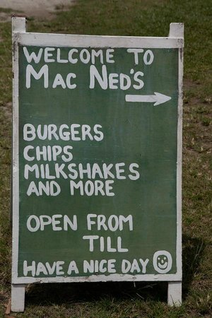 Mac Neds :                                     The best in town