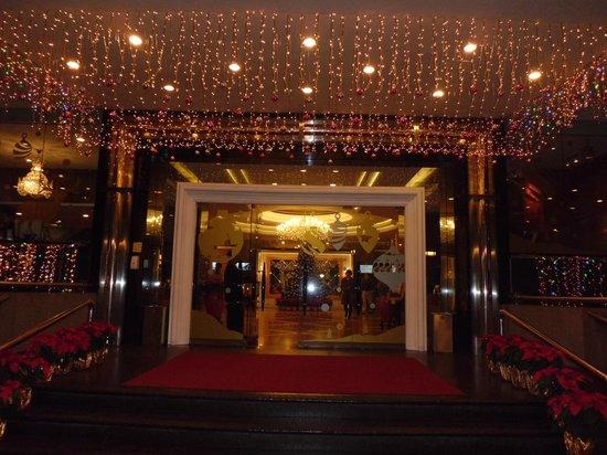 แกรนด์ เมโทร พาร์ค โฮเต็ล ซีอาน: Metropark Hotel Entrance Lobby