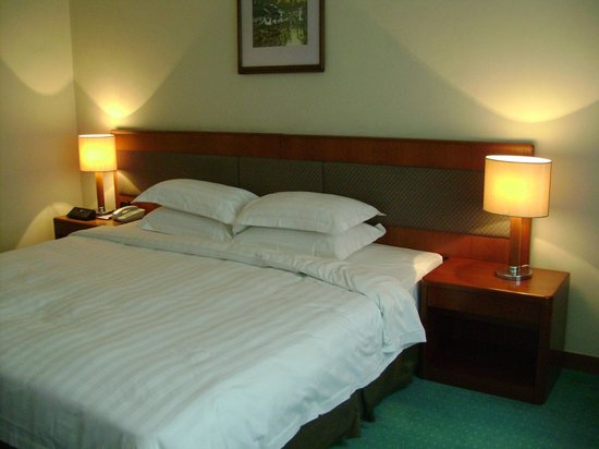 Metropark Hotel: King Size Double Bed