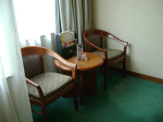 متروبارك هوتل ماكو: View from Room