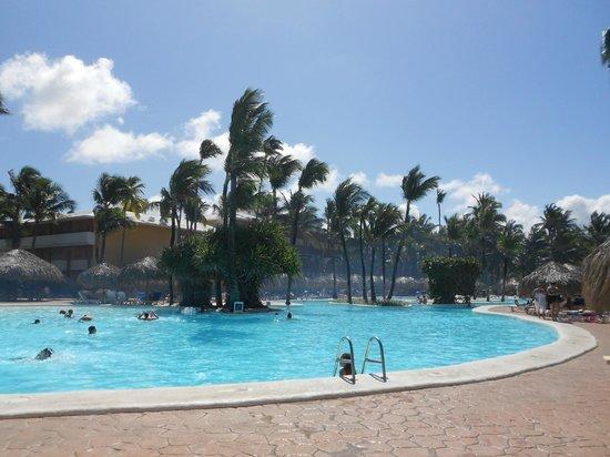 Iberostar Punta Cana:                                     LA PISCINA