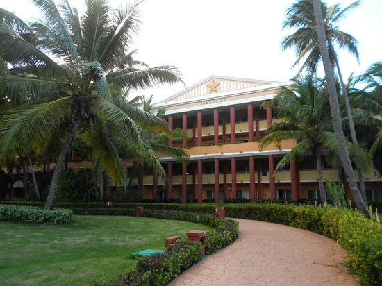Iberostar Punta Cana:                                     VISTA DEL COMPLESSO