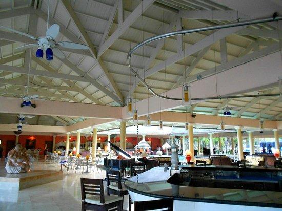 Iberostar Punta Cana:                                     SCORCIO DELLA HALL