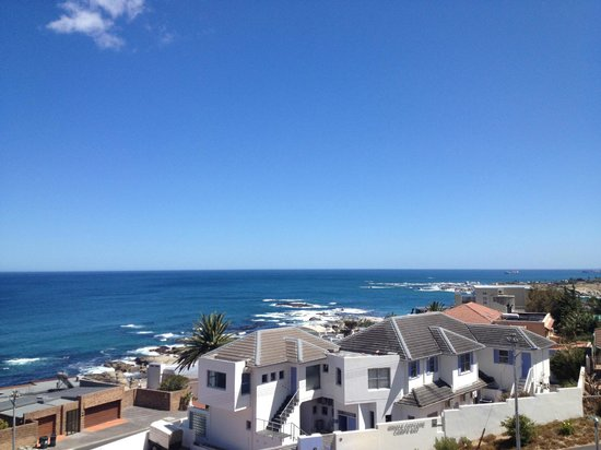 3 On Camps Bay Boutique Hotel:                   View