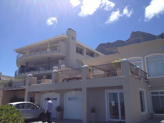 3 On Camps Bay Boutique Hotel:                   hotel