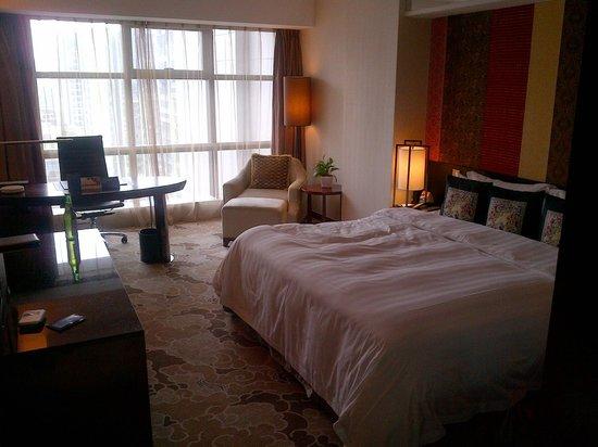 Radisson Blu Hotel Liuzhou:                   room