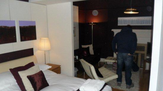 Manorhaus Ruthin:                   room 5
