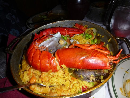 Lisbon Restaurant:                   Paelha