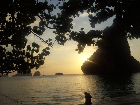 Rayavadee Resort:                   sunset again