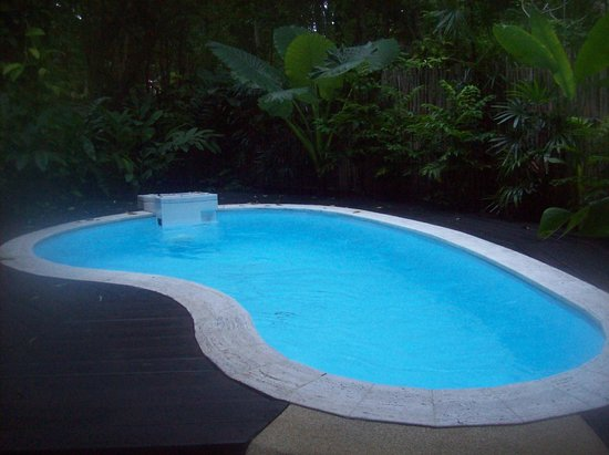 Rayavadee Resort:                   fabulous private pool