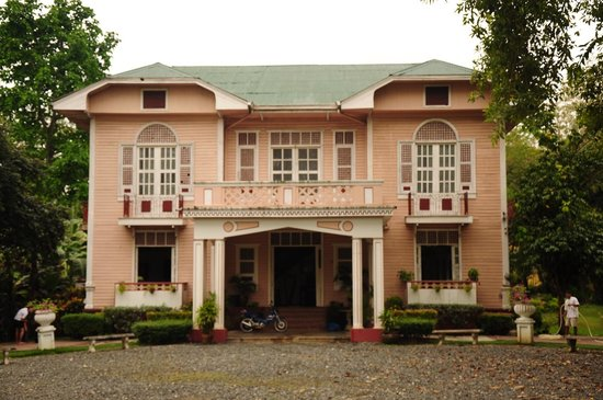 Carcar, Philippinen:                   View of the house