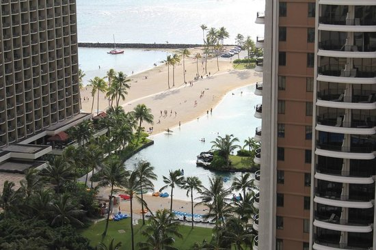 Grand Waikikian by Hilton Grand Vacations:                   Balcony