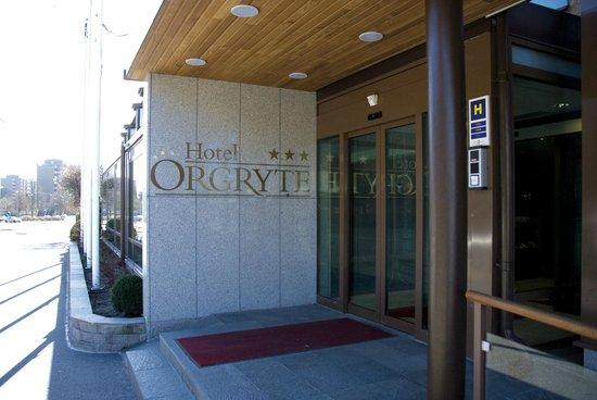 Hotel Orgryte: Exterior